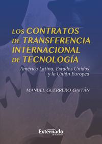 Electronic book Los contratos de transferencia internacional de tecnología