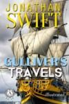Electronic book Gulliver's Travels