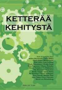 Electronic book Ketterää kehitystä