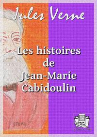 Livre numérique Les histoires de Jean-Marie Cabidoulin