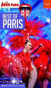 Electronic book BEST OF PARIS 2020 Petit Futé
