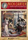 Livre numérique Nick Carter - Les fausses gouttes de sang