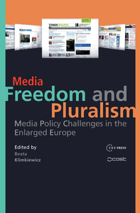 Electronic book Media Freedom and Pluralism