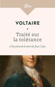 Livre numérique Traité sur la tolérance à l'occasion de la mort de Jean Calas