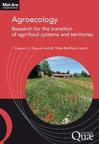 Livre numérique Agroecology: research for the transition of agri-food systems and territories