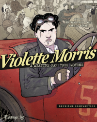Electronic book Violette Morris (Tome 2)