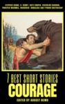 Electronic book 7 best short stories - Courage