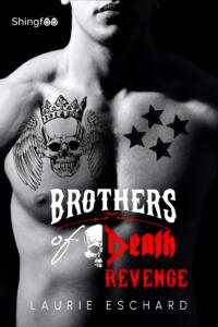 Livre numérique Brothers of Death - Revenge