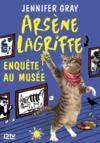 Livre numérique Arsène Lagriffe - tome 05 : Arsène Lagriffe enquête au musée