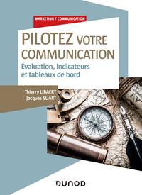 Livre numérique Pilotez votre communication