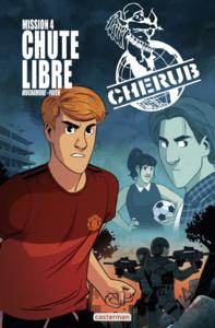 Livre numérique Cherub, la BD (Mission 4) - Chute libre