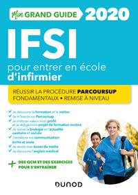 Electronic book IFSI 2020 Mon grand guide pour entrer en école d'infirmier
