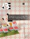 Electronic book Negotiation and Design for the Self-Organizing City