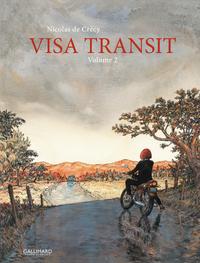 Livre numérique Visa Transit (Volume 2)