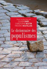 Livre numérique Dictionnaire des populismes