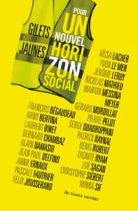Livre numérique Gilets jaunes, pour un nouvel horizon social