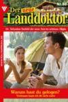 Livre numérique Der neue Landdoktor 80 – Arztroman