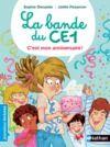 Livre numérique La Bande du CE1 - C'est mon anniversaire - Premières lectures - Dès 7 ans