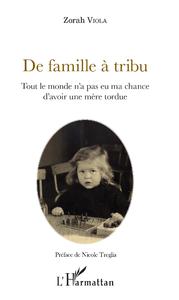 Libro electrónico De famille à tribu