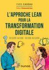 Livre numérique L'approche Lean pour la transformation digitale