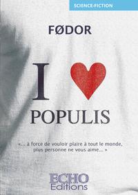 Livre numérique I ♥ Populis