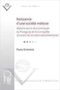 Electronic book Naissance d'une société métisse