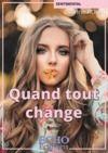 Electronic book Quand tout change