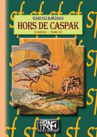Livre numérique Hors de Caspak