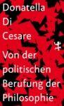 Livre numérique Von der politischen Berufung der Philosophie