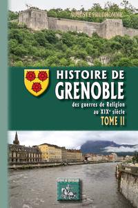 Livre numérique Histoire de Grenoble (Tome 2)