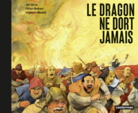 Livre numérique Le dragon ne dort jamais