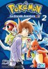 Livre numérique Pokémon - La Grande Aventure - tome 2