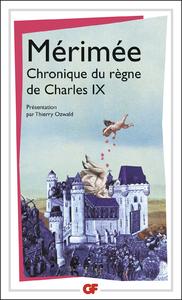 Livre numérique Chronique du règne de Charles IX