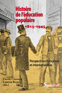 Livre numérique Histoire de l'éducation populaire, 1815-1945