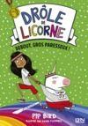 Livre numérique Drôle de licorne - tome 02 : Debout gros paresseux !