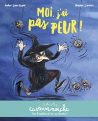 Livre numérique Casterminouche - Moi, j'ai pas peur !