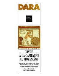 Livro digital Vivre à la campagne au Moyen Âge