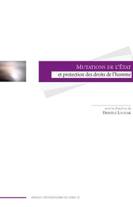Electronic book Mutations de l'État et protection des droits de l'homme