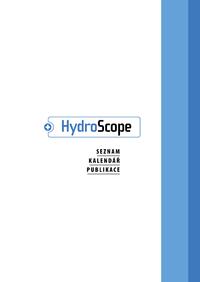 Livre numérique HydroScope tchèque