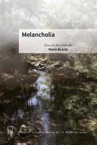Livre numérique Melancholia