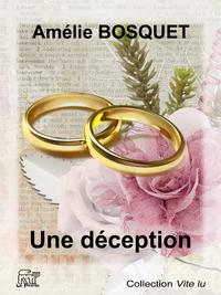 Electronic book Une déception