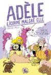 Electronic book Adèle, licorne malgré elle