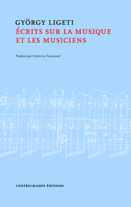 Livre numérique Écrits sur la musique et les musiciens
