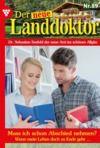 Livre numérique Der neue Landdoktor 89 – Arztroman