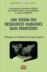 Livre numérique Une vision des ressources humaines sans frontières