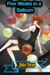 Livre numérique Five Weeks in a Balloon - Jules Verne