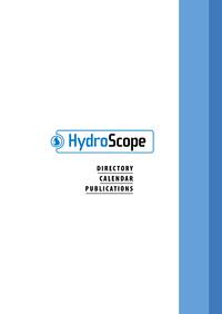 Livre numérique HydroScope anglais américain