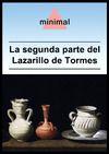 Livre numérique La segunda parte del Lazarillo de Tormes