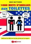 Livre numérique 1000 mots d'anglais aux toilettes
