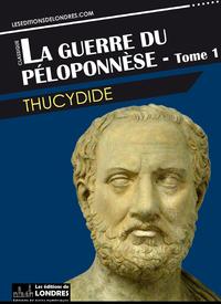 Livre numérique La guerre du Péloponnèse - tome 1